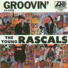 # 1 Hits of Rock   1967 Goovin with The Young Rascals photo