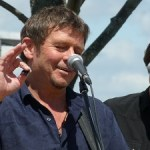 Lennie Gallant performs at Halifax Tall Ships