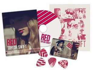 Red ZinePak Taylor Swift breaks record at 1.21 million sold photo
