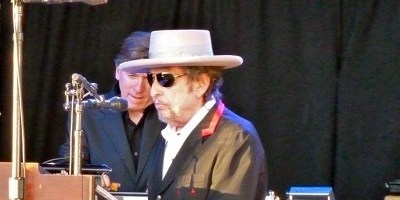 Bob Dylan, Missoula MT (photo Ann Althouse Flickr Creative Commons)