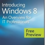 Microsoft offers free Windows 8 book for IT Pros