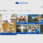 SkyDrive Xbox 360 puts your photos and videos on the TV