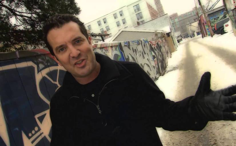 Rick Mercer Agrees Canada Post is Wonky