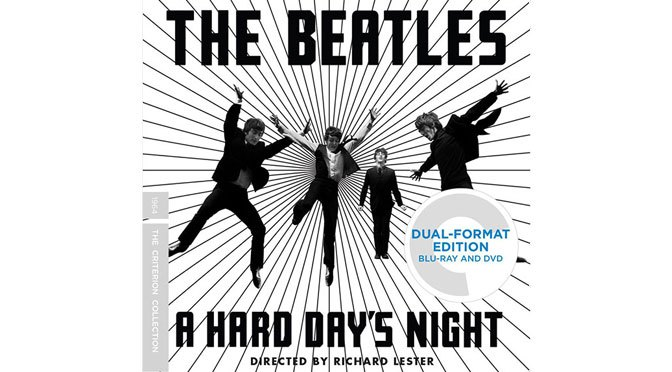 A Hard Day's Night Was The Height of Beatlemania