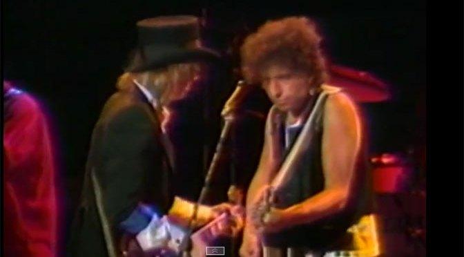 Tom-Petty-Bob-Dylan