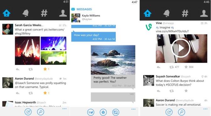 Twitter-Windows-Phone-update