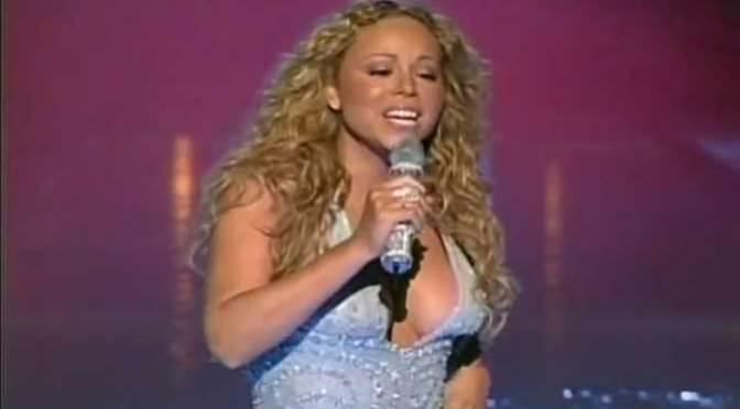 Mariah Carey MTV Awards 2005