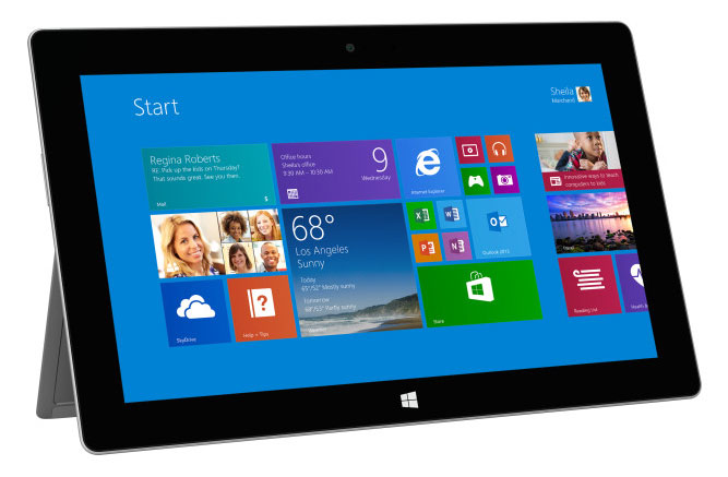 Microsoft Offers Everyone $100 Off Surface 2