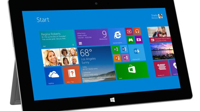 Microsoft Offers Students $100 Off Surface 2