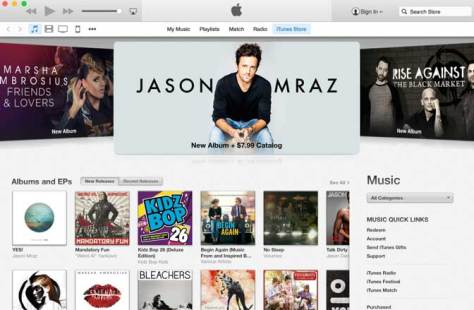 how to put music on a new device on itunes