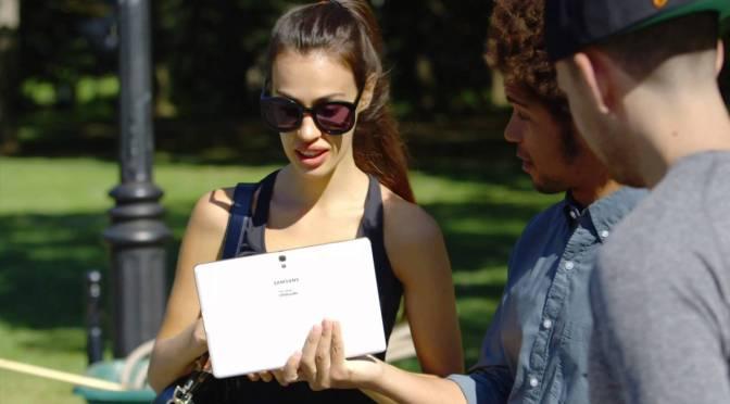 Samsung Tab S vs iPad Air But Really!