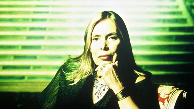 In Praise of Joni Mitchell
