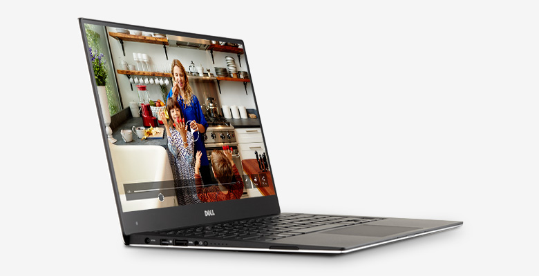 Dell XPS 13 Now Available in Hi-Res Touch Screen