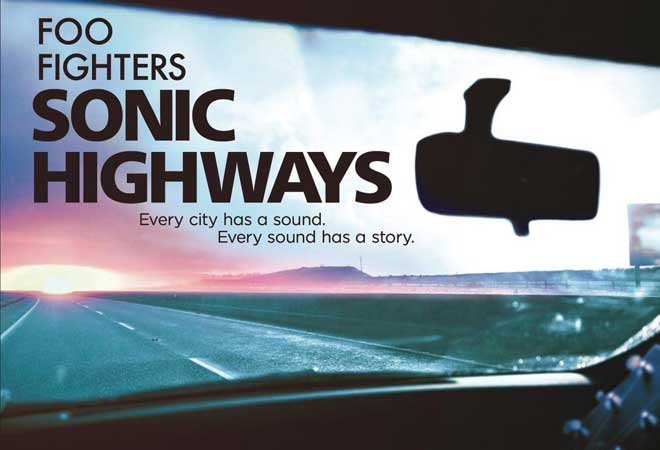 Foo Fighters: Sonic Highways Blu-ray Arrives April 7