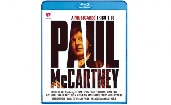 MusiCares Tribute To Paul McCartney Solid Entertainment