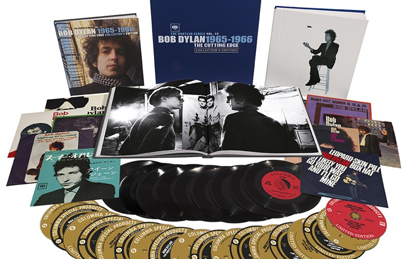 The Cutting Edge The Bootleg Series Vol. 12 Collector's Edition Box Set $599.99 Ouch!