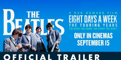 The Beatles Eight Days A Week Coming September 16th