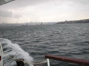 Crossing the Bosphorus