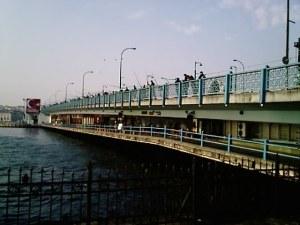 Golden Horn Bridge, Istanbul