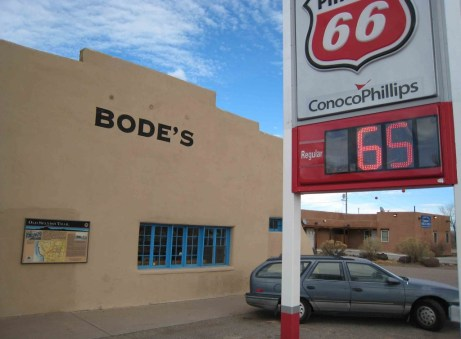 Bode's General Merchandise in Abiquiu, New Mexico
