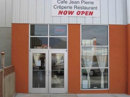 Cafe Jean Pierre