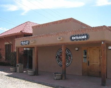 Tomasita's in Santa Fe