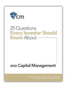 25 Questions Every Investor Should Know About eco Capital