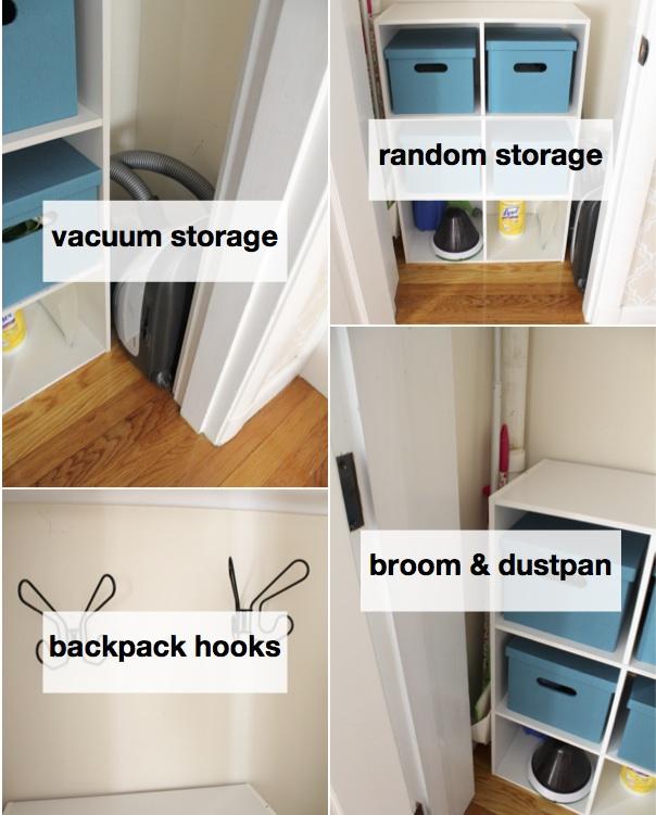 front hall closet
