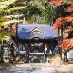 平取町・義経神社と義経北方伝説