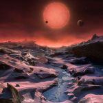 地球外生命の可能性!40光年先の恒星・TRAPPIST-1に地球型の惑星7つを発見