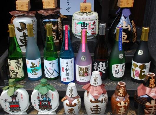 Sake, Japan