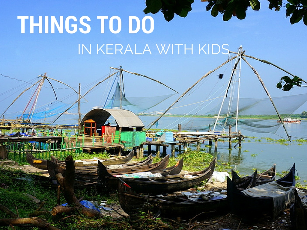 Kerala with Kids