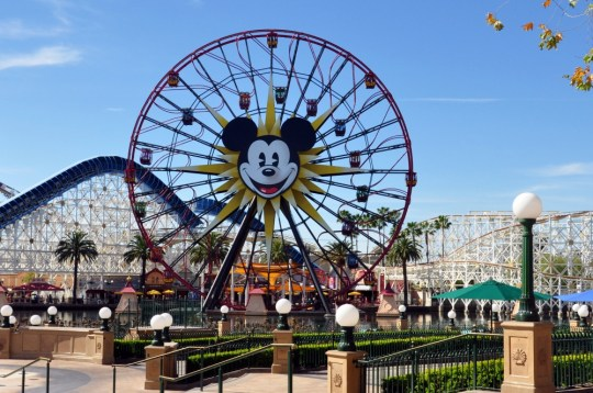 How to Entertain out of town guests in Los Angeles: Disneyland