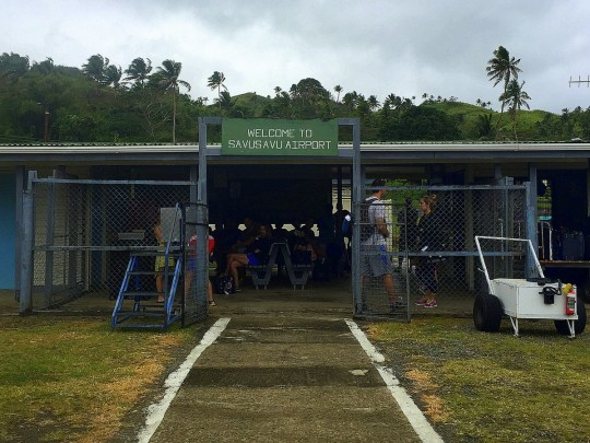 Savusavu Airport: Koro Sun Resort & Rainforest Spa Hotel Review