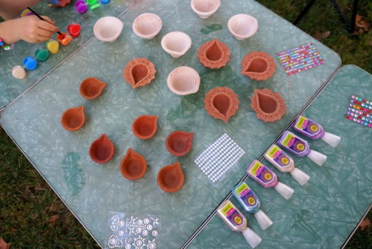 Make Diyas: 7 ways to Celebrate Diwali with Kids