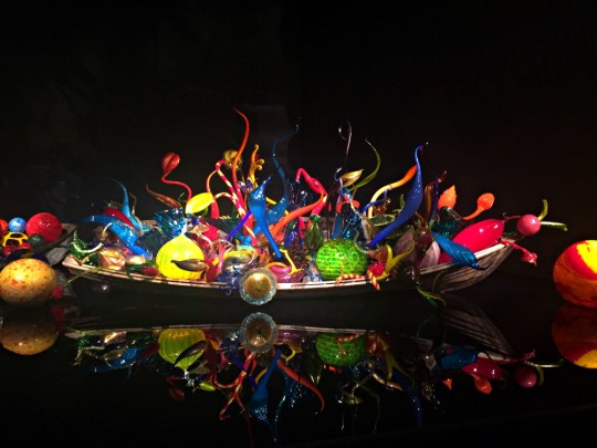 Seattle CityPASS - Chihuly Garden & Glass