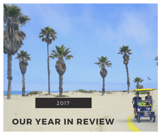 Year in Review | 2017 Travel Summary