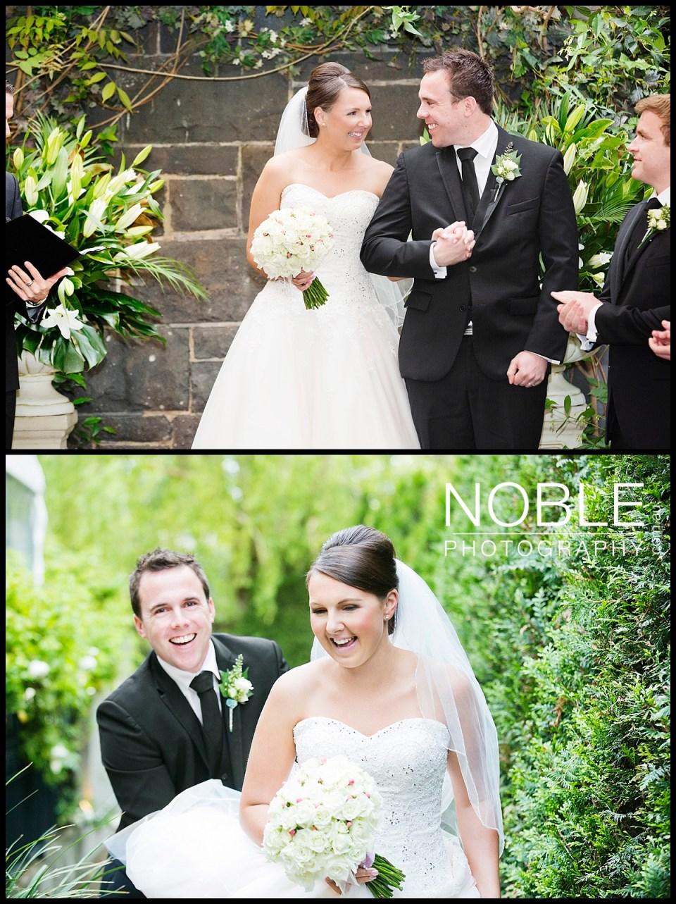 First Moments of being Husband and Wife