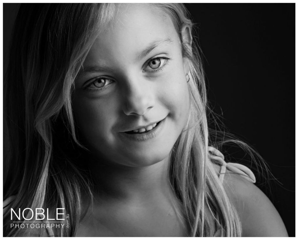 kids portraits melbourne