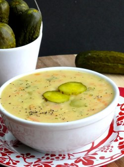 Irresistible Dill Seed Substitute A Recipe Dill Pickles Video This Recipe Dill Pickle Soup Has Swept It Dill Pickle Soup Video Substitute