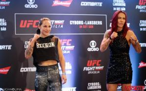 O QUE PENSAM AS ESTRELAS DO UFC FIGHT NIGHT BRASÍLIA:…