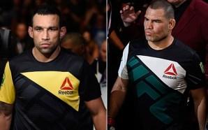 Fabricio Werdum faz revanche contra Cain Velasquez no UFC 207