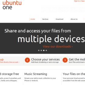 Ubuntu One ofrece un plan gratuito de 5Gb a sus usuarios
