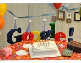 Google cumple