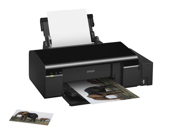 Epson: Impresora de alto volumen para fotos, CDs y DVDs a color