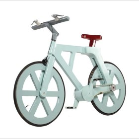 Bicicleta ecológica de 9 usd soporta hasta 220 kg