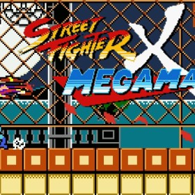 megaman x street fighter gratis