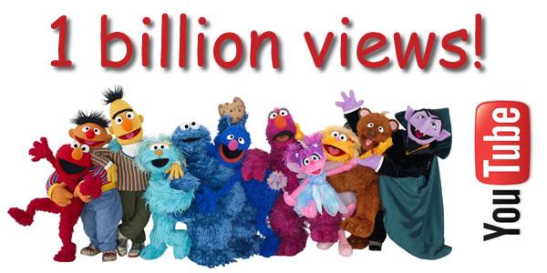 SesameStreet views