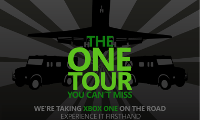 Xbox One Tour