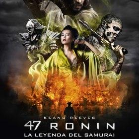 47Ronin poster espanol